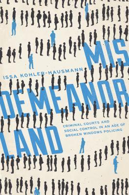 Misdemeanorland book cover