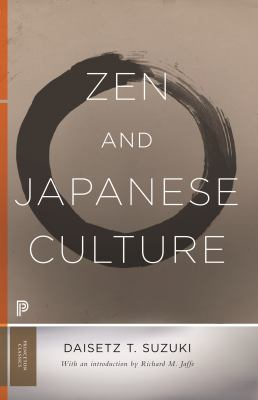 Suzuki Zen Japanese Culture cover art