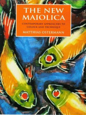 Book cover for  The new maiolica.