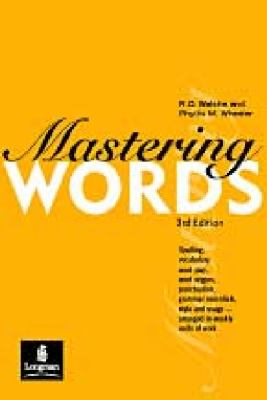 Mastering words