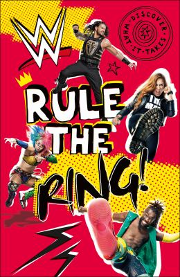 WWE rule the ring!.