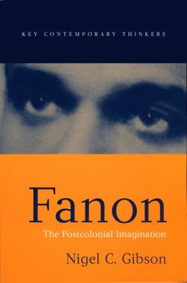 Cover Art for Fanon: The Postcolonial Imagination