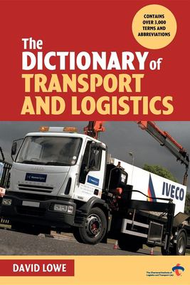 Cover of The Dictionary of Transport and Logistics