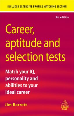 Career, Aptitude and Selection Tests cover art