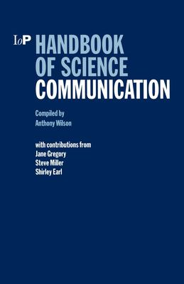 Cover art for Handbook of science communication (1998)
