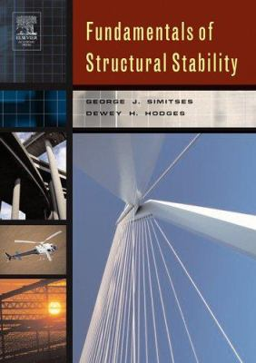 book cover: Fundamentals of Structural Stability