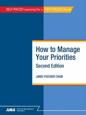 How to Manage Your Priorities cover art
