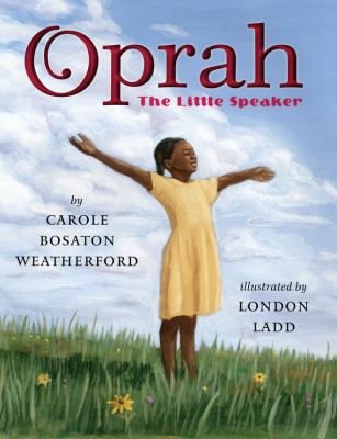 Oprah Winfrey: The Little Speaker