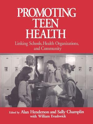 red book cover with title text and black and white picture of teens talking at lockers