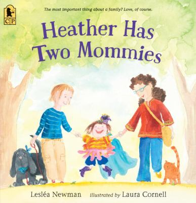 Heather Has Two Mommies book cover