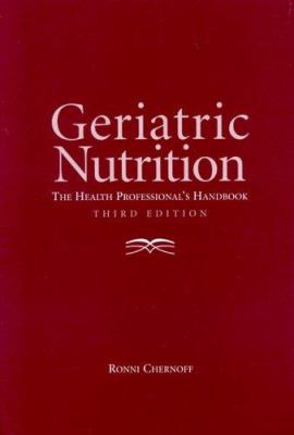 Geriatric Nutrition book cover