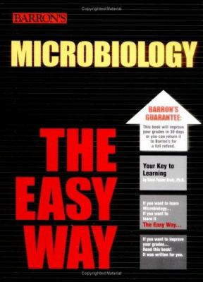 Microbiology the Easy Way book cover image