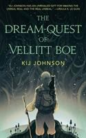 The Dream-Quest of Vellitt Boe book cover