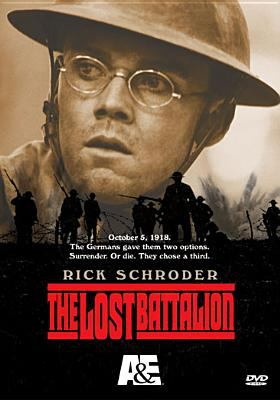 Cover for The last Battalion