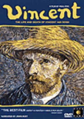 Cover for Vincent: the life and death of Vincent Van Gogh