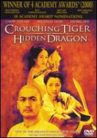 Film Crouching Tiger Hidden Dragon cover page