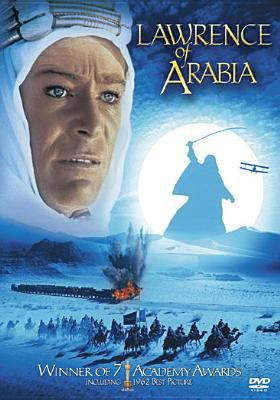 Cover for Lawrence of Arabia