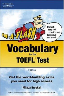 Vocabulary for the TOEFL Test