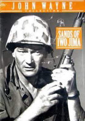 Cover for Sands of Iwo Jima