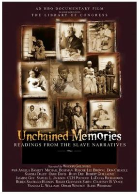 Cover for Unchained Memories