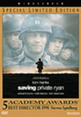 Cover for Saving Private Ryan