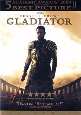 Cover for Gladiator