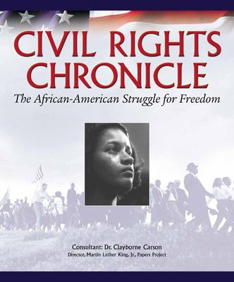 Book cover for Civil rights chronicle.