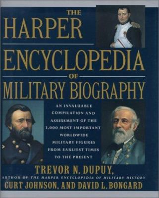 Harper Encyclopedia of Military Biography