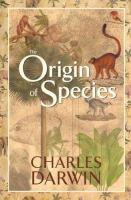 Book cover for Darwin's Origin of Species