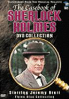 Cover image for The casebook of Sherlock Holmes : DVD collection