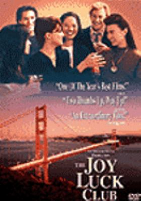 DVD Cover for The Joy Luck Club