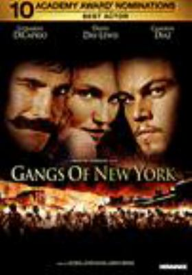 Cover for Gangs of New York