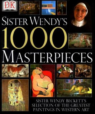 Sister Wendy's 1000 Masterpieces book cover