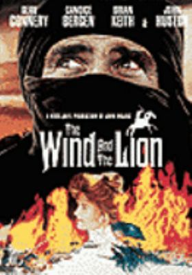 Cover for The Wind and the Lion