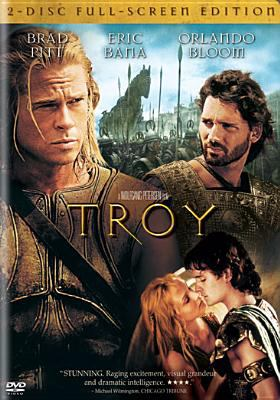 Cover for Troy