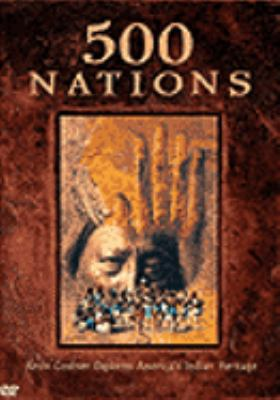 Cover for 500 Nations