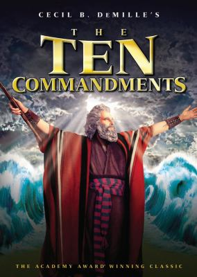 Cover for The Ten Commandments