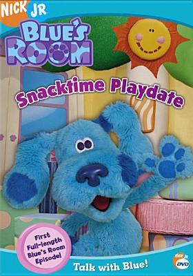 Blue's room: Snacktime playdate