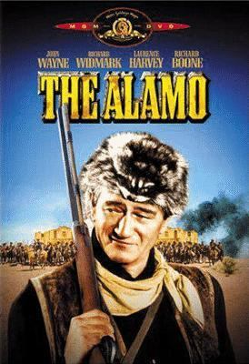 Cover for the Alamo