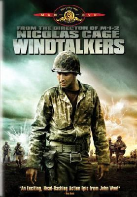 Cover for Windtalkers