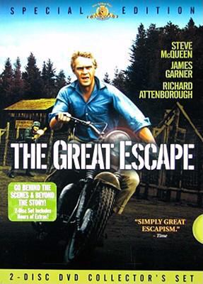 Cover for The Great Escape