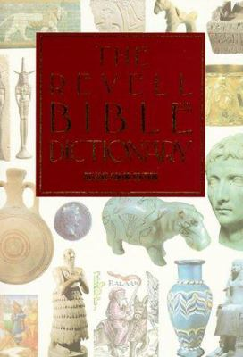 cover of The Revell Bible Dictionary