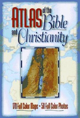 cover of Atlas of the Bible and Christianity