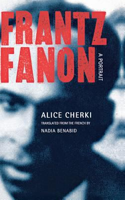 Cover Art for Frantz Fanon: A Portrait