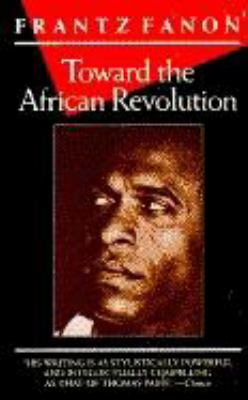 Cover art for Toward the African Revolution