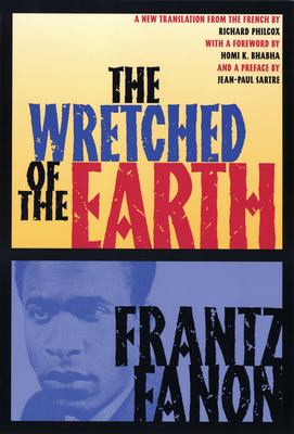 Cover art for The Wretched of the Earth