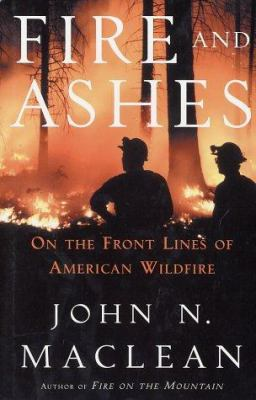 fire and ashes cover