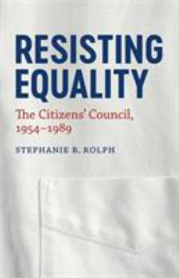 Resisting Equality book cover