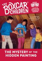 The+mystery+of+the+hidden+painting by Warner, Gertrude Chandler © 1992 (Added: 7/10/20)