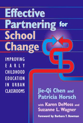 Effective Partnering for School Change Cover Art